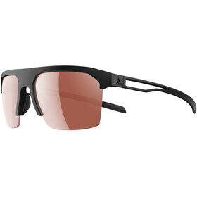 adidas Strivr Glasses black matt/lst active silver